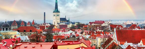 Estland gedigitaliseerd