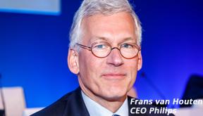 Frans van Houten CEO Philips