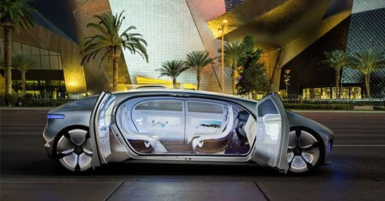 zelf rijdende auto enorme impact op auto-industrie